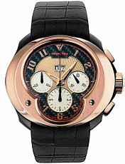 Franc Vila Complication Chronograph Grand Dateur Automatique FVa8ch