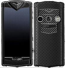 Vertu Constellation Touch Black Neon Silver