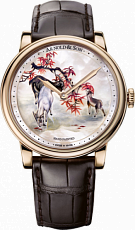 Arnold & Son Royal Collection HM Goats 1LCAP.M07A.C110A