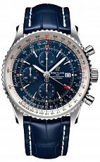 Breitling Navitimer Chronograph GMT 46mm A24322121C2P1
