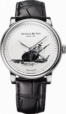 Arnold & Son Instrument Collection HMS Beagle Set - White Gold 1LCAW.S08A.C111W