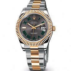 Rolex Datejust II 41mm Steel and Yellow Gold 116333