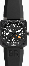 Bell & Ross Aviation BR 01-93 46 mm BR 01-93 GMT
