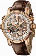 Arnold & Son Архив Arnold Son Nelson™s Death Limited edition 1H6AP.D02A.C60B