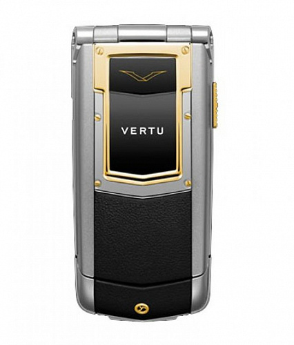 Vertu Constellation Ayxta Pure Black Stainless Steel