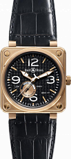 Bell & Ross Aviation Reserve de Marche 46 mm BR 01-97 Pink Gold
