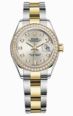 Rolex Datejust 26,29,31,34 mm 28 mm steel yellow gold and diamonds 279383rbr-0008