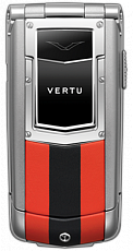 Vertu Constellation Ayxta Turismo Red Black