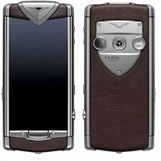Vertu Constellation Touch  Satin Brown