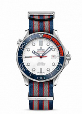 Omega Seamaster Commander's Watch LE 212.32.41.20.04.001
