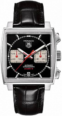 TAG Heuer Monaco Calibre 12 Automatic Chronograph 39mm CAW2114.FC6177