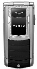 Vertu Constellation Ayxta Diamonds Black Alligator