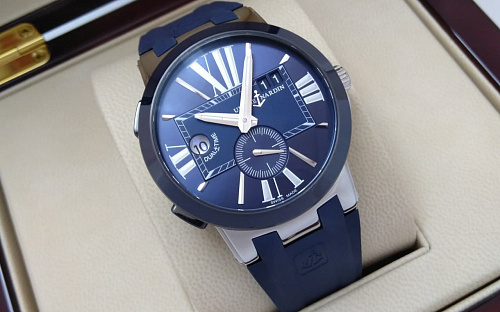 Ulysse Nardin Executive Dual Time 43mm 243-00-3/43