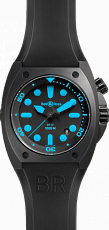 Bell & Ross Marine Automatic BR 02-92 Blue