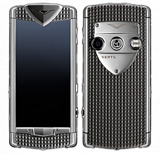 Vertu Constellation Touch Smile Grey