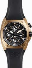 Bell & Ross Marine Automatic BR 02-92 Pink Gold